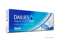 DAILIES AquaComfort Plus®
