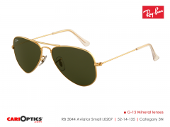 RB 3044 Aviator Small L0207